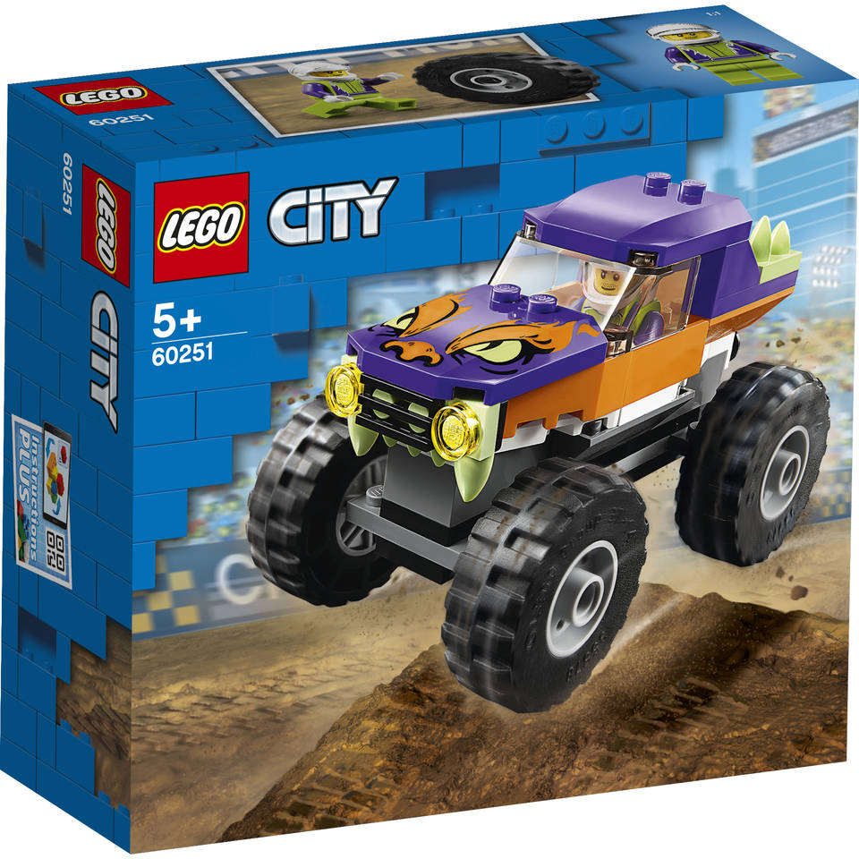 LEGO City monstertruck 60251