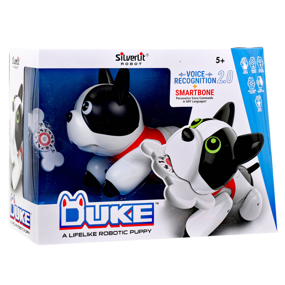 Silverlit Duke robot puppy