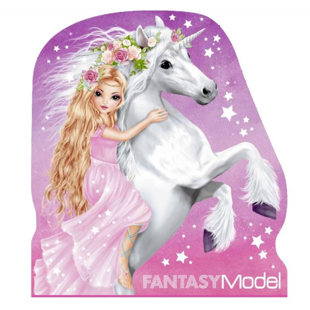 TOPModel Fantasy Model zeemeermin notitieblok