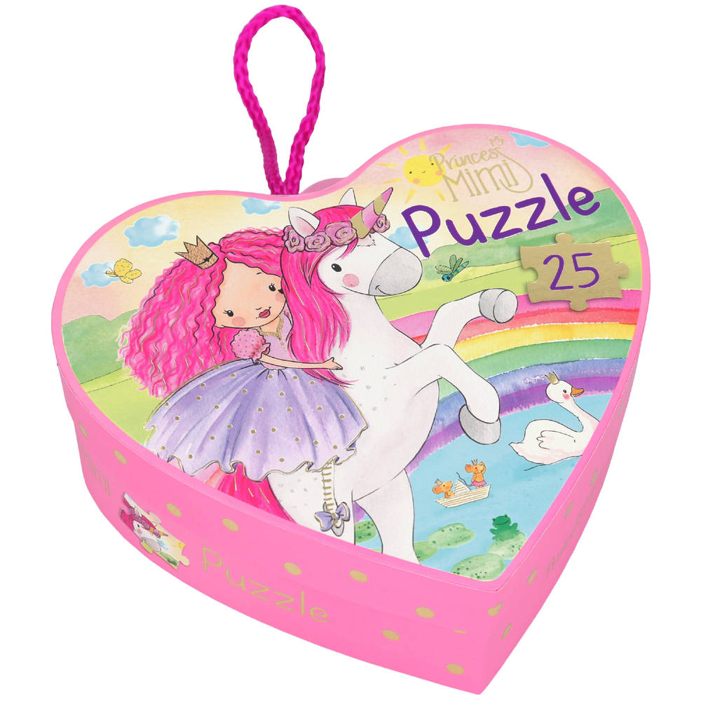 Princess Mimi puzzel - 25 stukjes