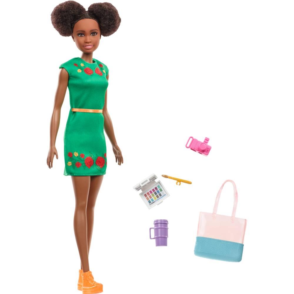 Barbie Travel Nikki Gaat Op Reis barbiepop