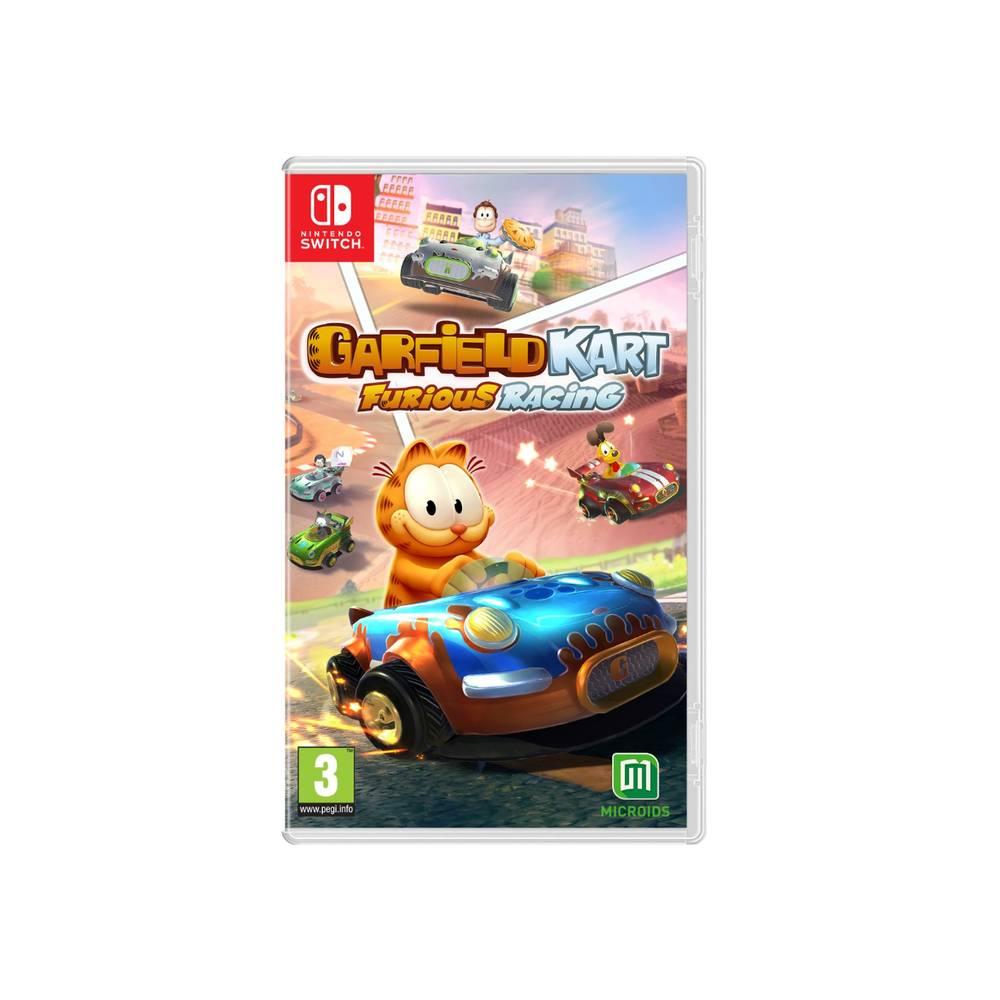 Nintendo Switch Garfield Kart: Furious Racing