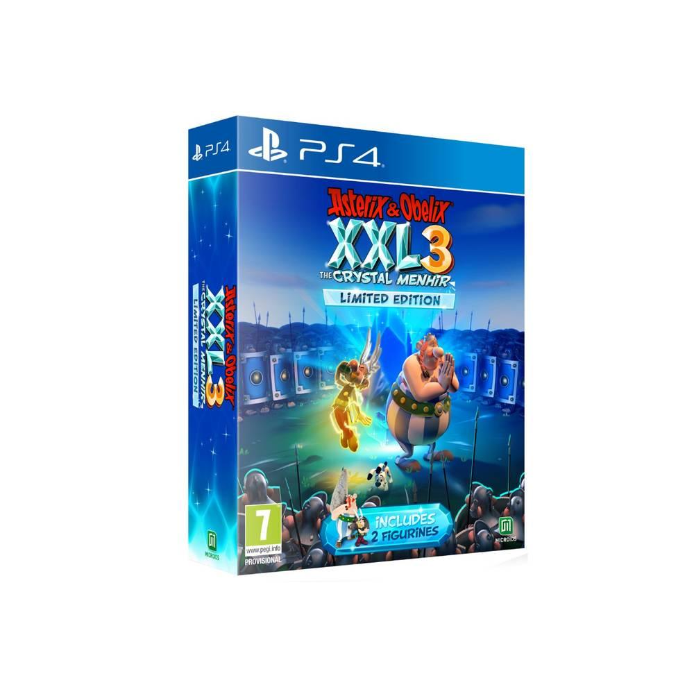 PS4 Asterix & Obelix XXL 3: Crystal Menhir Limited Edition