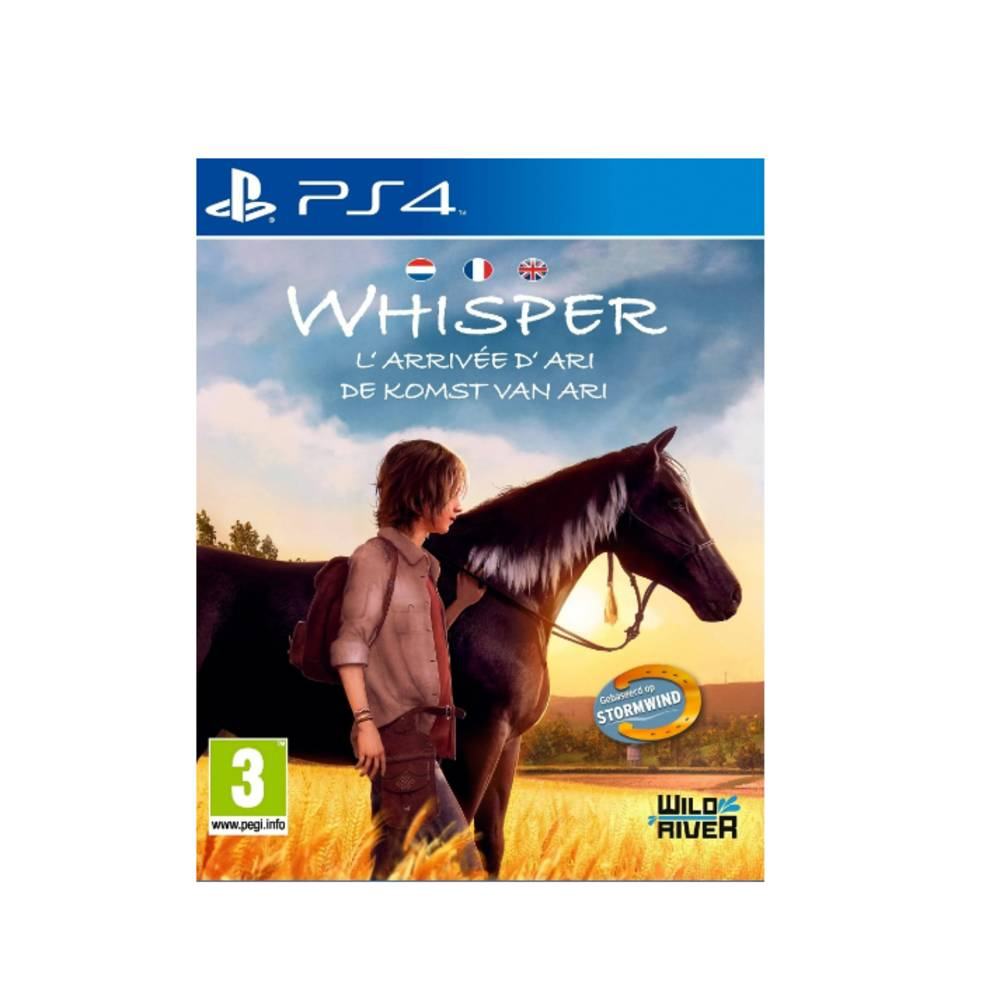PS4 Whisper: de komst van Ari