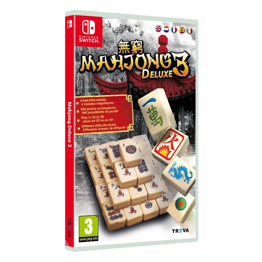 Nintendo Switch Mahjong Deluxe 3