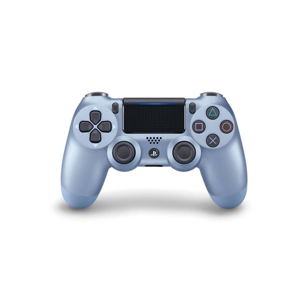 PS4 DualShock 4 Controller V2 Titanium Blue