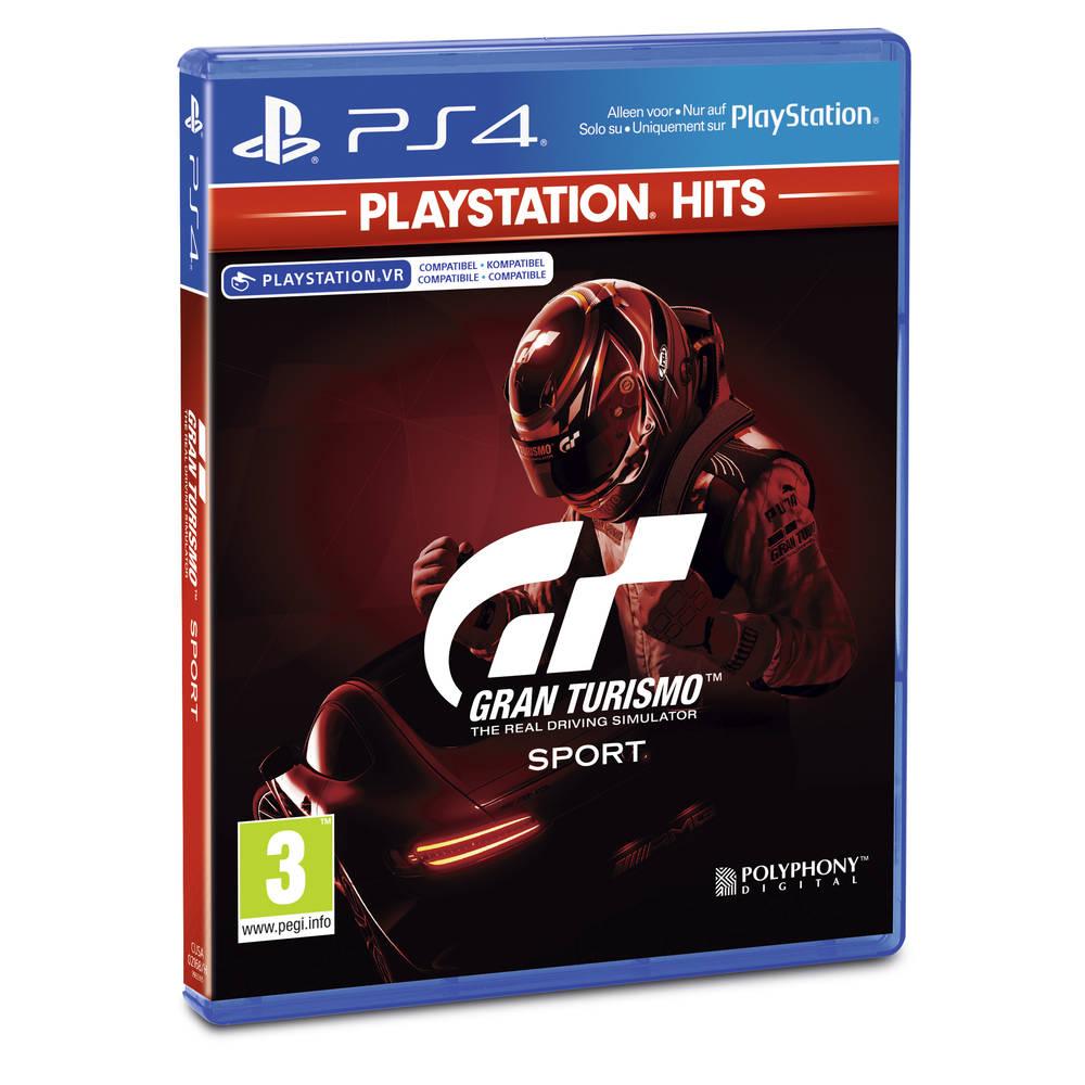 PS4 Hits Gran Turismo Sport