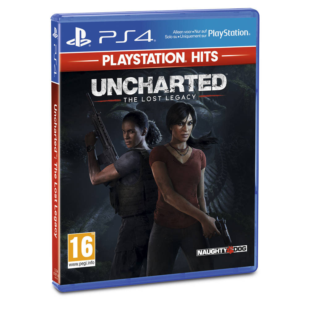 PS4 Hits Uncharted: The Lost Legacy
