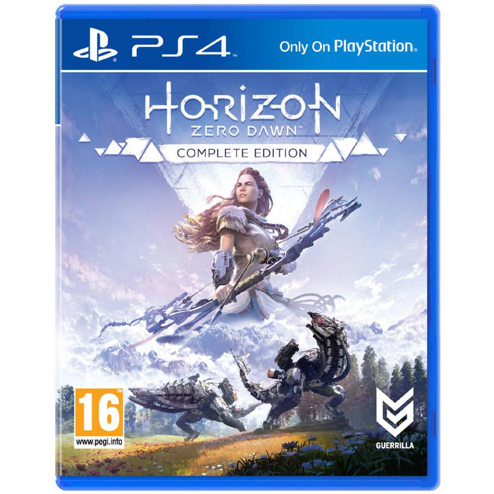 PS4 Hits Horizon Zero Dawn Complete Edition