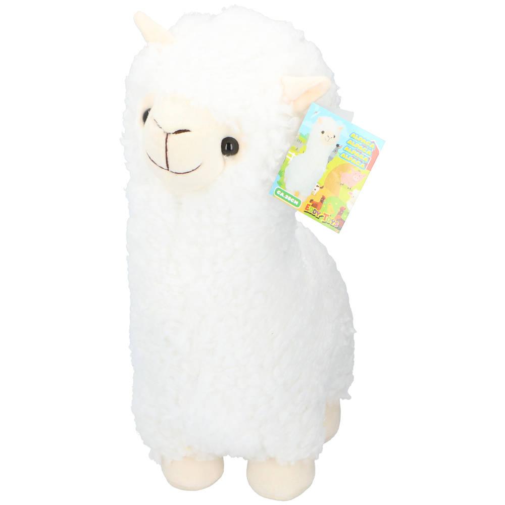 Pluchen alpaca - 38 cm