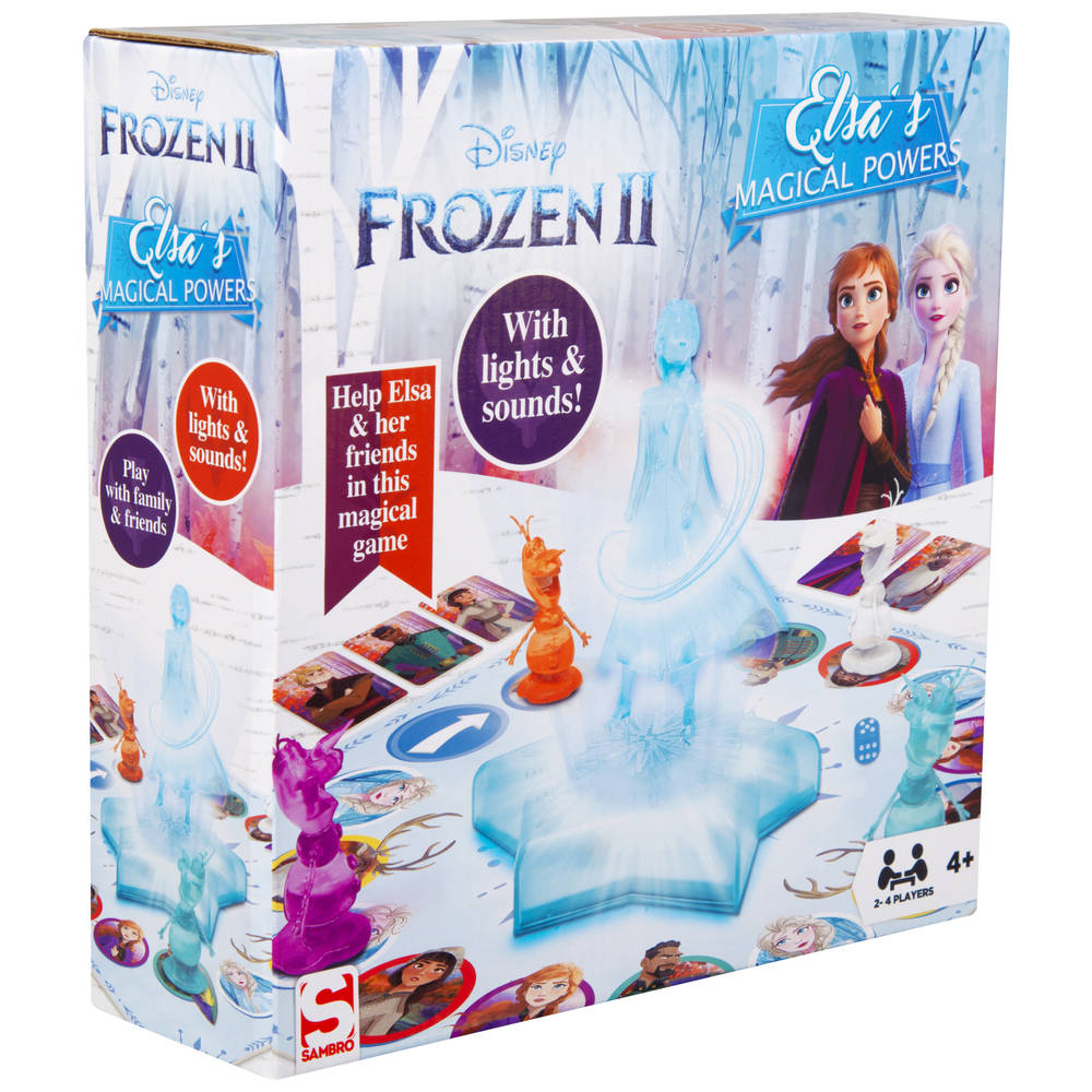 Disney Frozen 2 Elsa's Magic Powers bordspel
