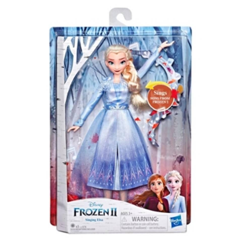 Disney Frozen 2 zingende Elsa pop
