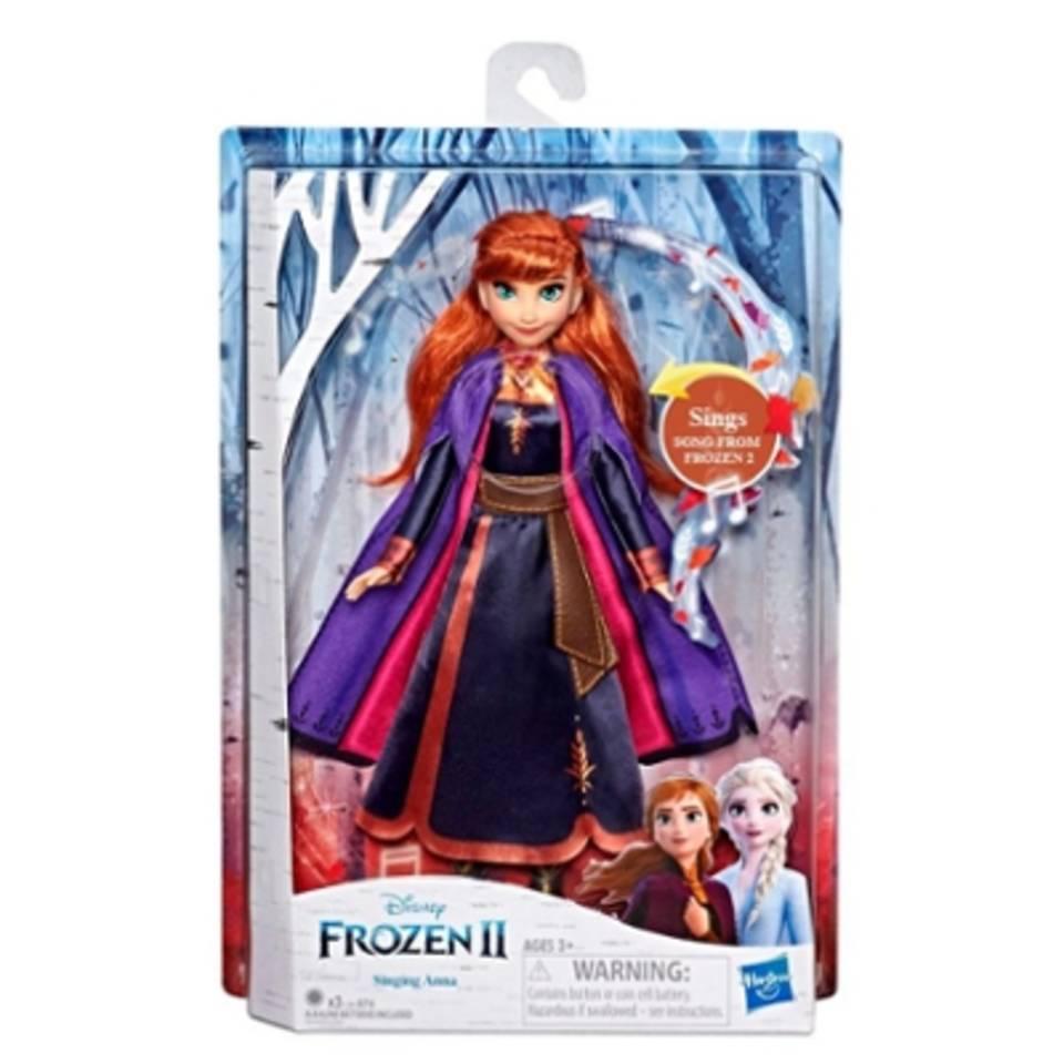 Disney Frozen 2 zingende Anna pop