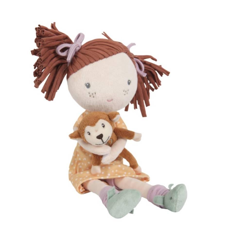 Little Dutch knuffelpop Sophia - 35 cm