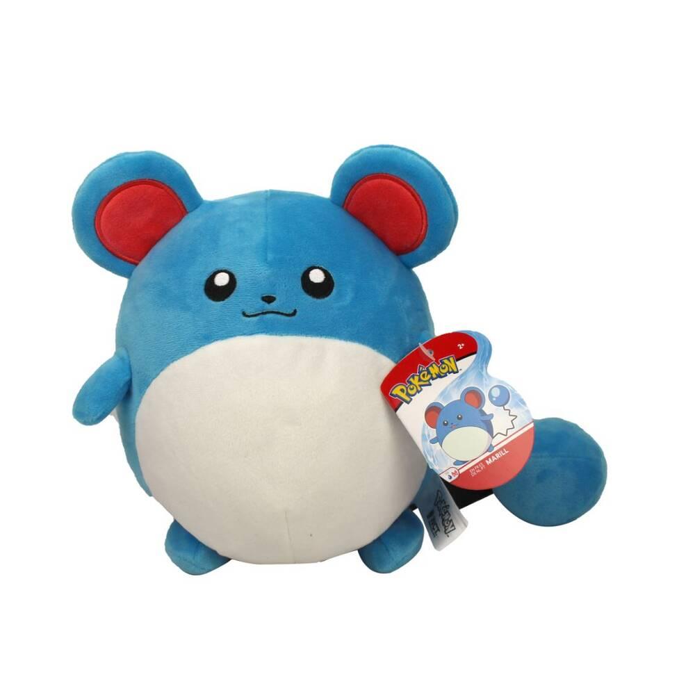 Pokémon Marill pluchen figuur - 20 cm