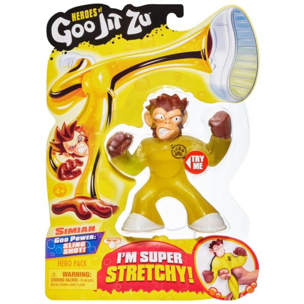 Goo Jit Zu held figuur Simian