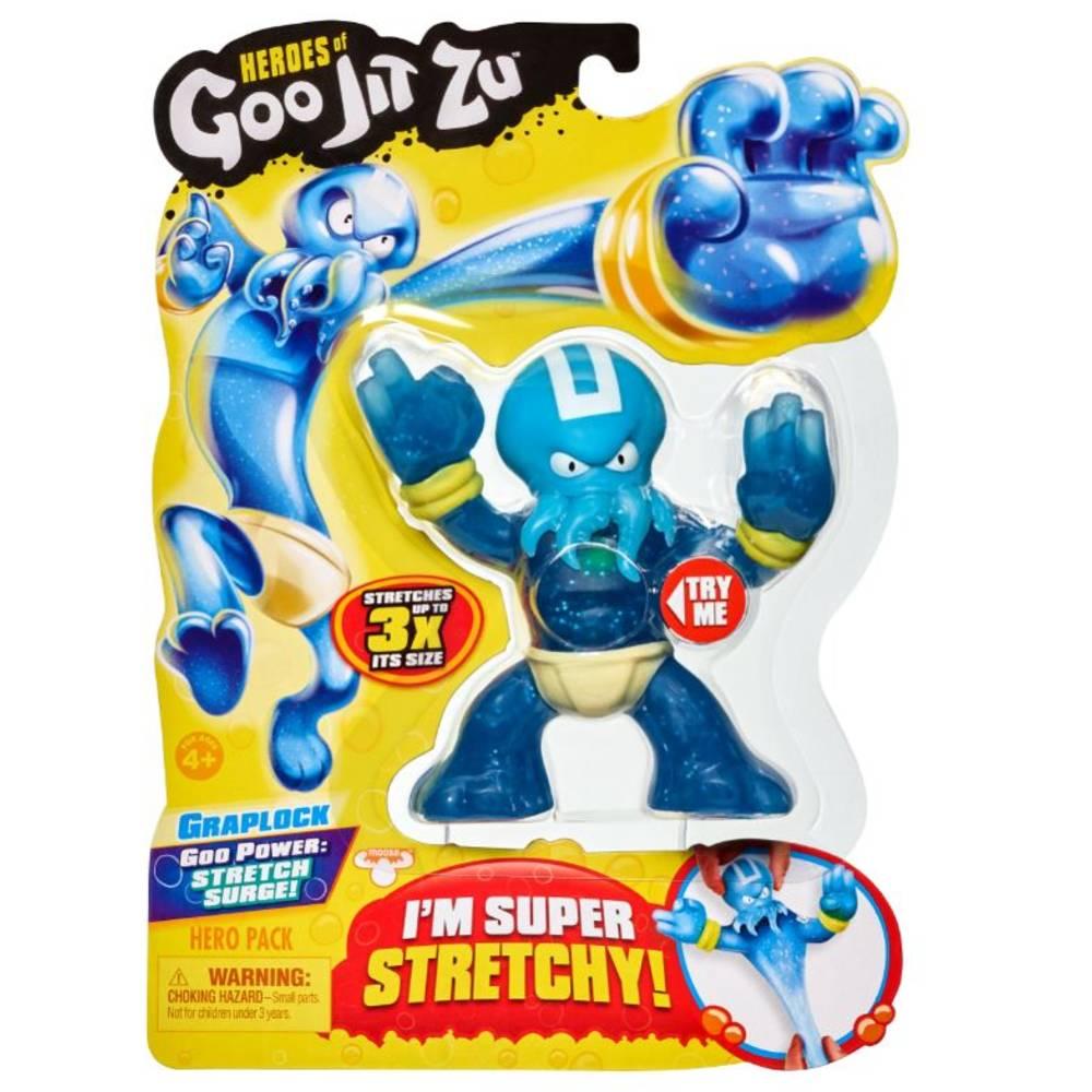 Goo Jit Zu held figuur Graplock
