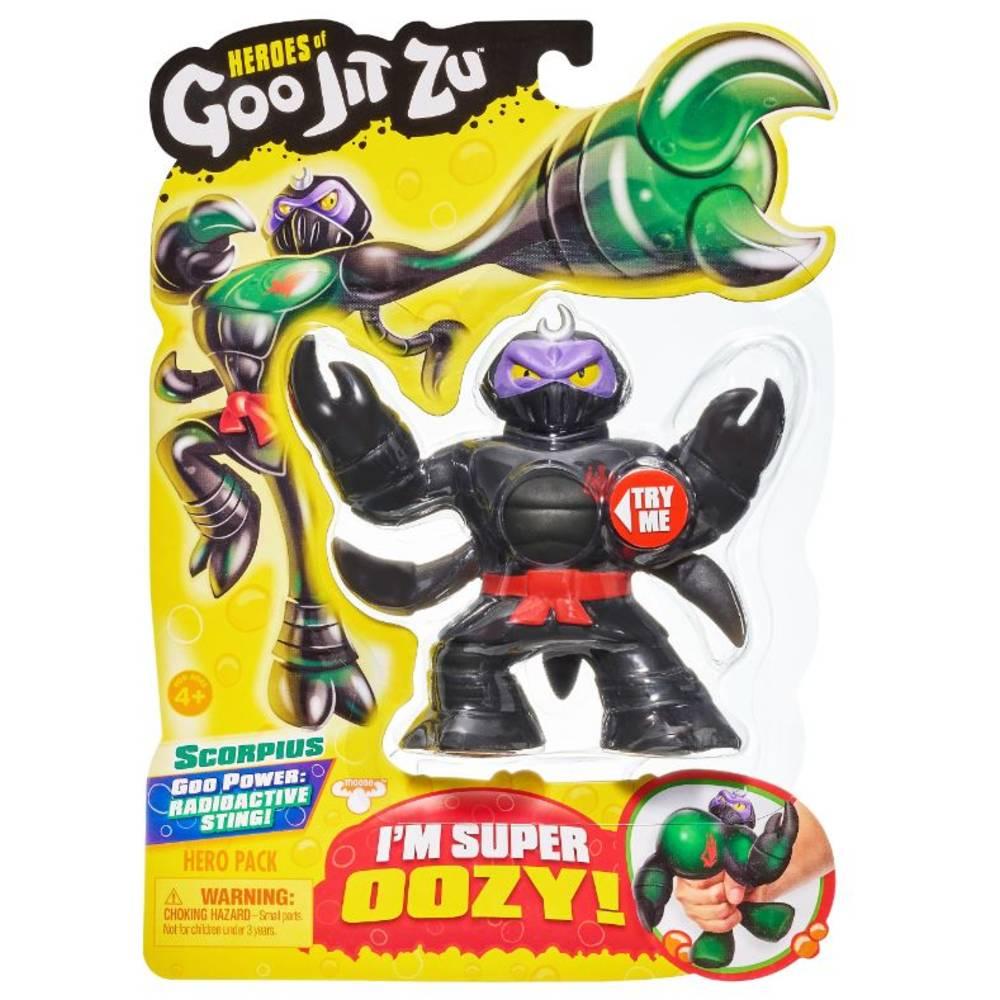 Goo Jit Zu held figuur Scorpius