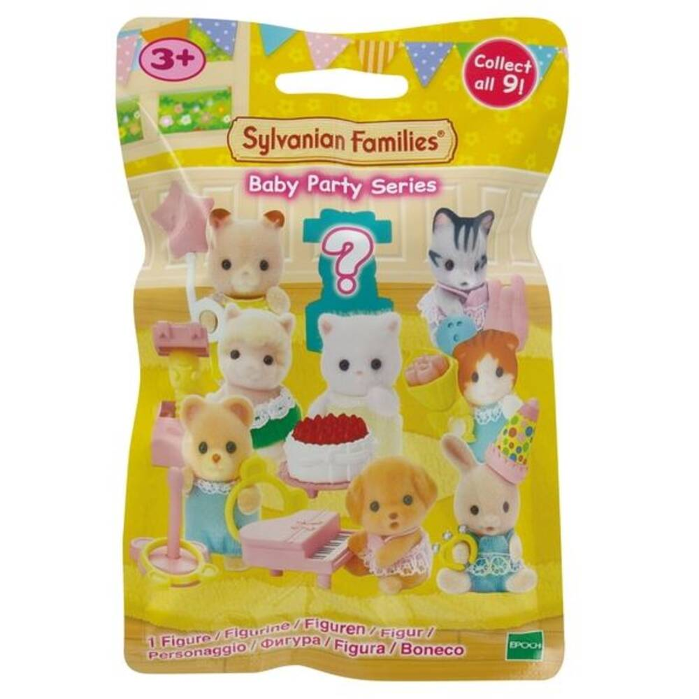 Sylvanian Families baby feest serie 5463