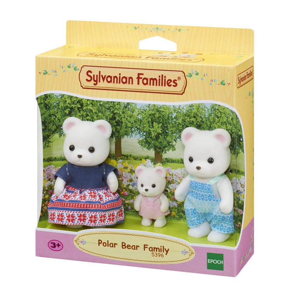 Sylvanian Families familie ijsbeer 5396