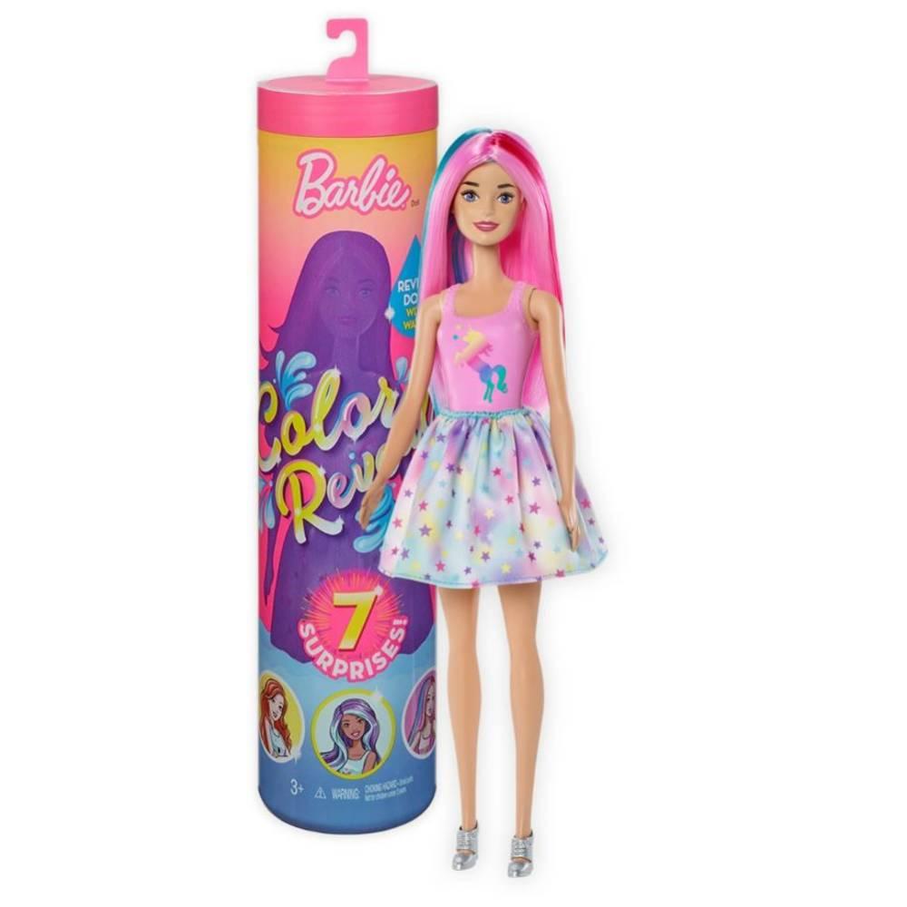 Barbie Color Reveal wave 1 pop