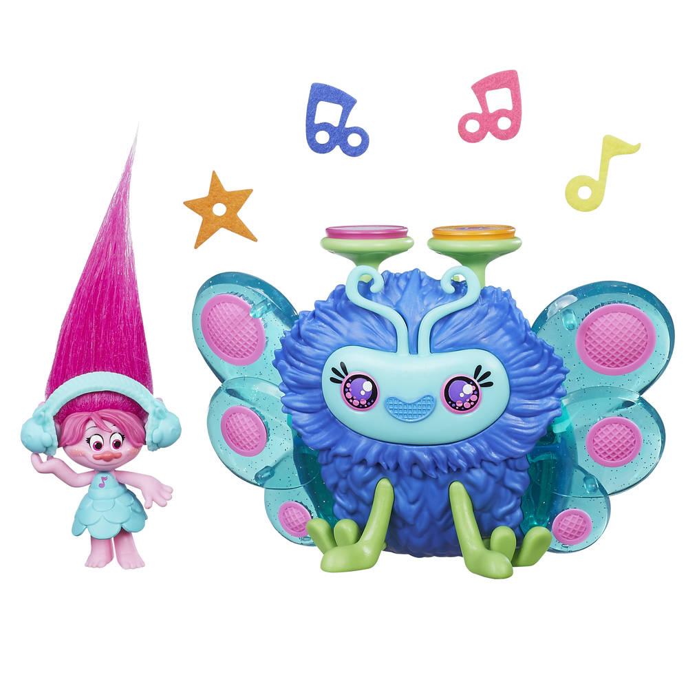 Trolls Poppy's Wooferbug Beats DJ-set