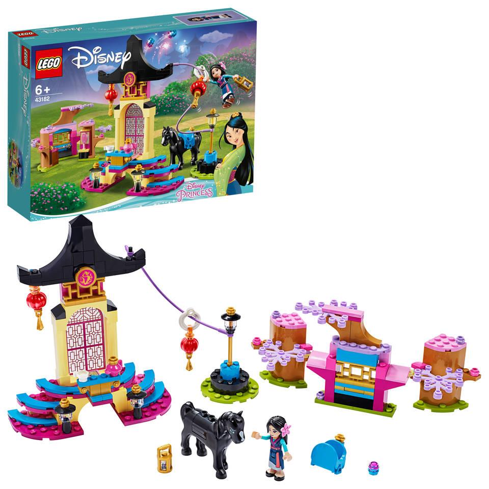 LEGO Disney Princess Mulans trainingsplaats 43182