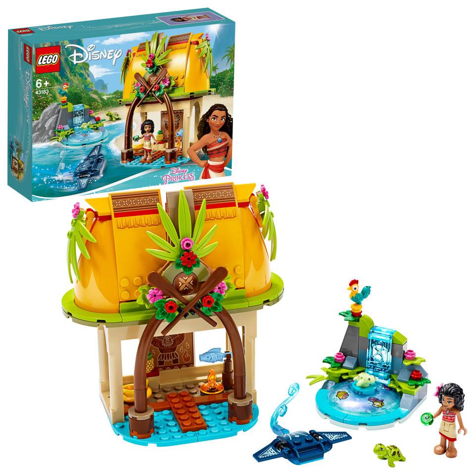 LEGO Disney Princess Vaiana's eilandhuis 43183