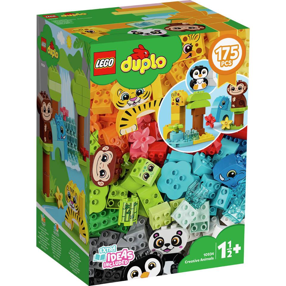 LEGO Duplo creatieve dieren 10934