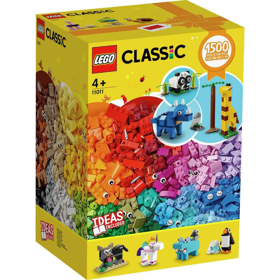 LEGO Classic stenen en dieren 11011