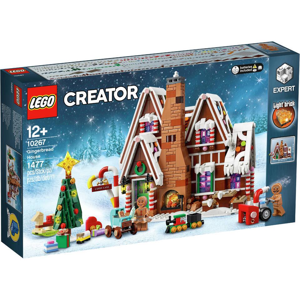 LEGO Creator peperkoekhuisje 10267