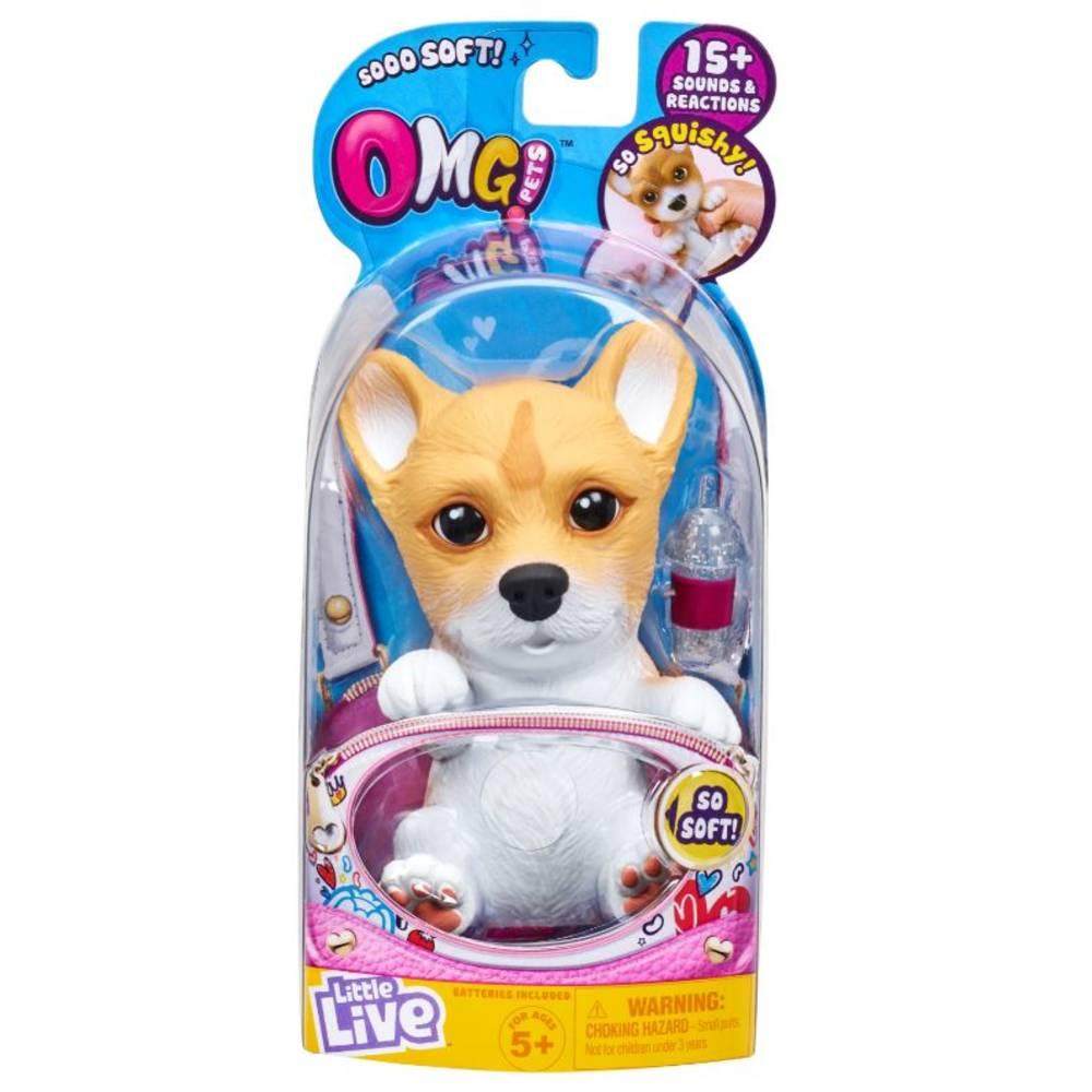 Little Live OMG Pets corgi