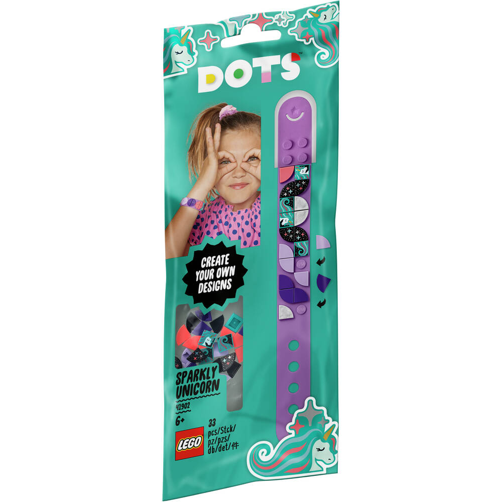LEGO DOTS eenhoorn armband 41902