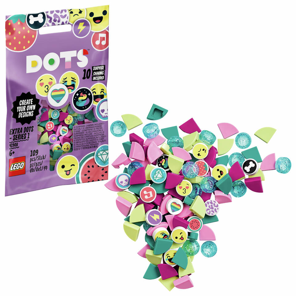 LEGO DOTS extra DOTS serie 1