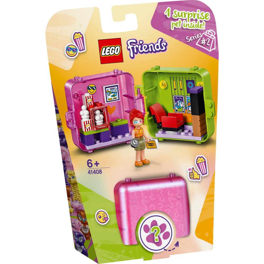 LEGO Friends Mia's winkelspeelkubus 41408