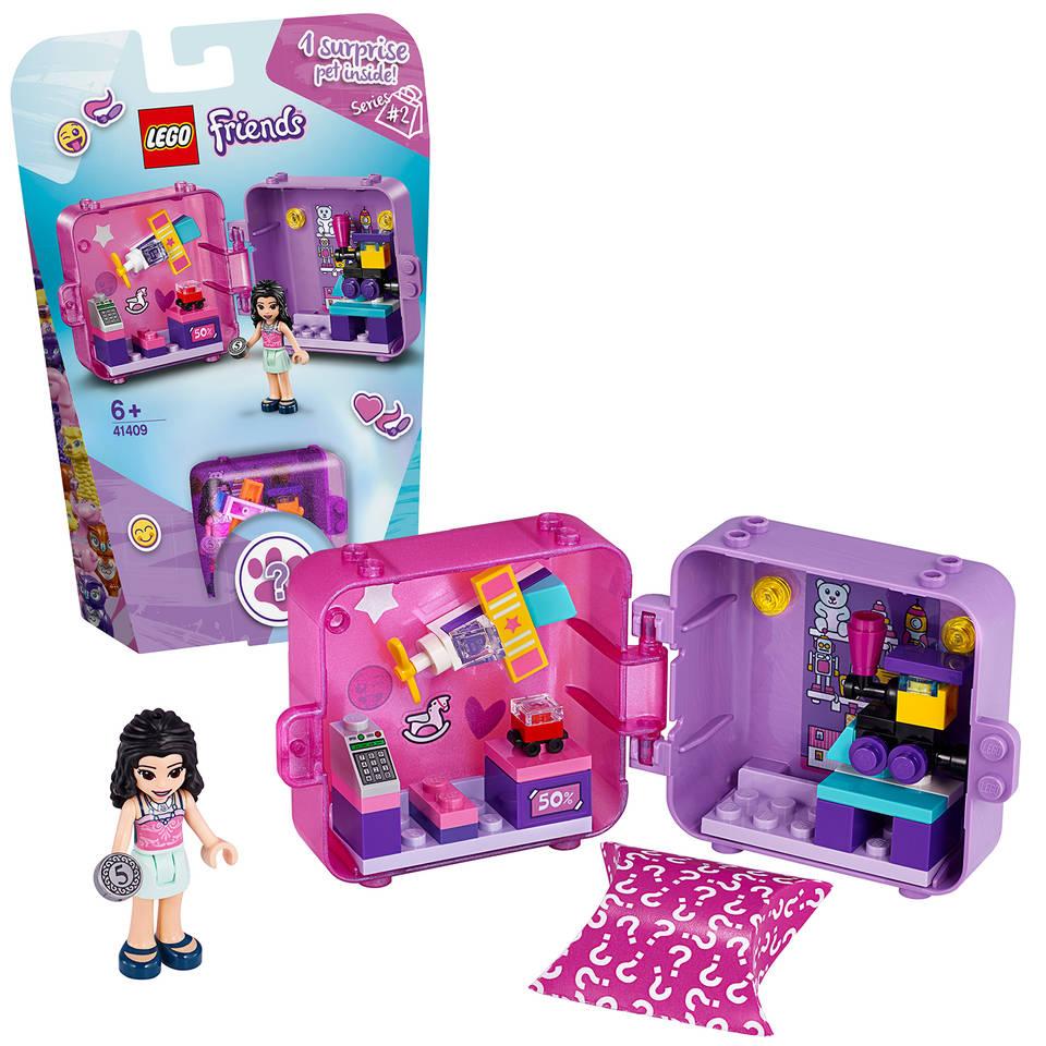 LEGO Friends Emma's winkelspeelkubus 41409