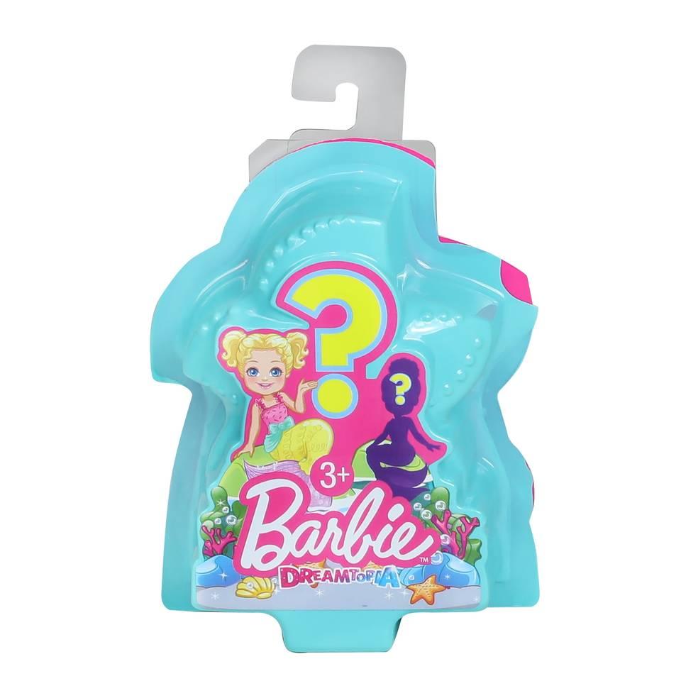 Barbie Dreamtopia zeemeermin verrassing