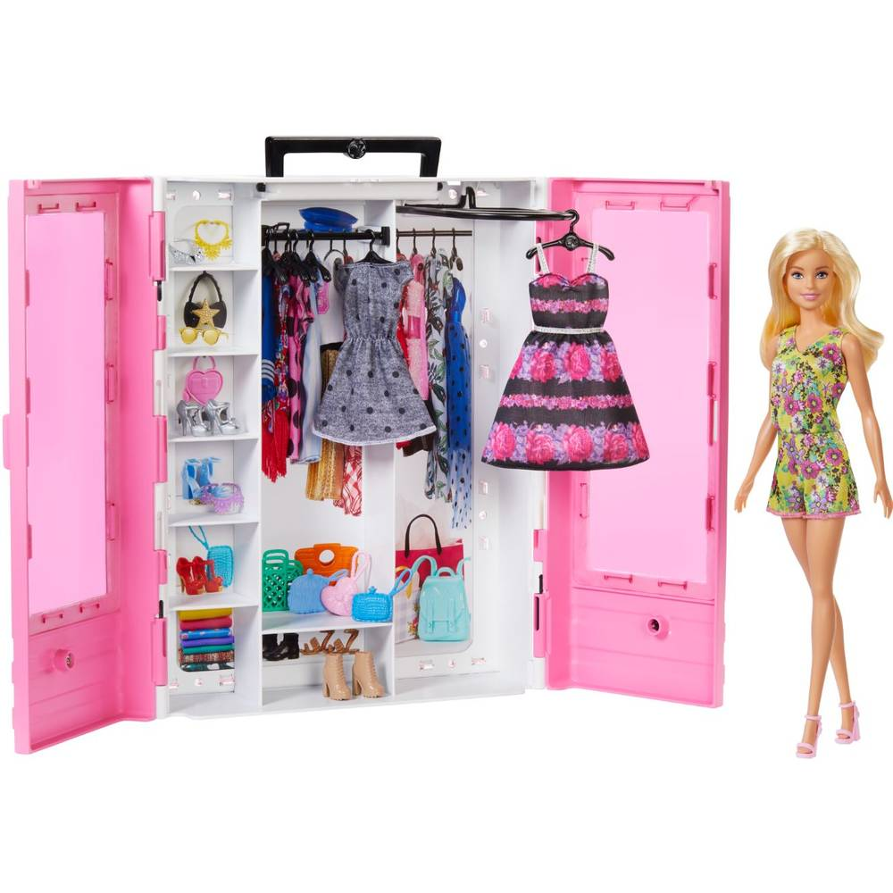 Barbie ultieme kleding speelset