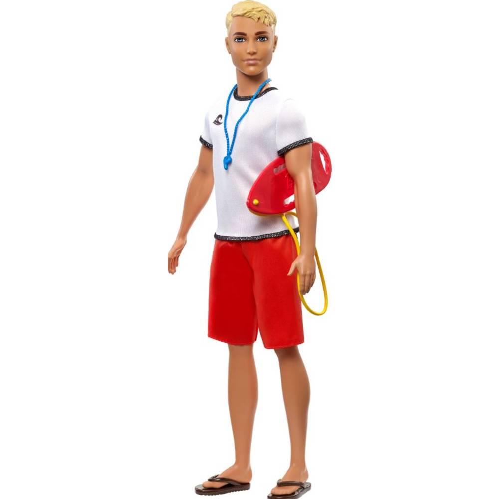Barbie reddingzwemmer Ken pop