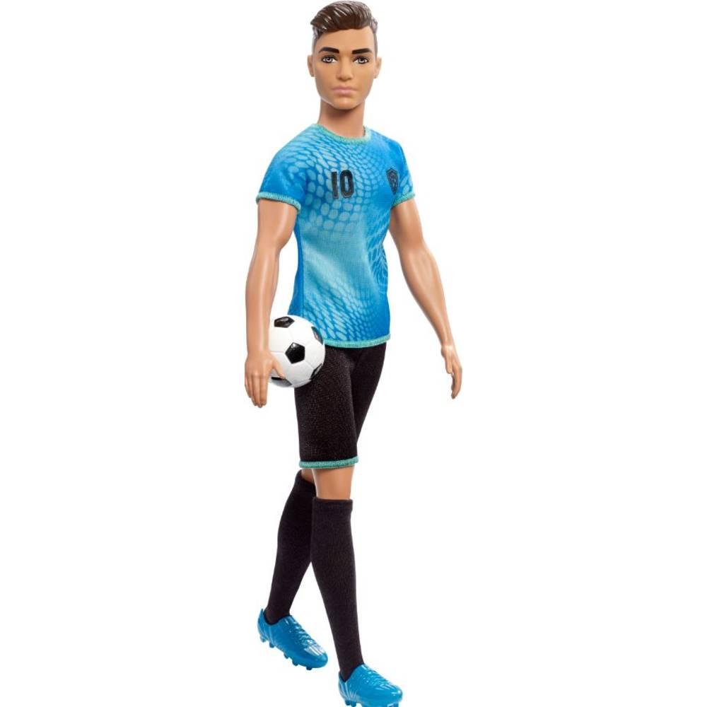 Barbie voetbalspeler Ken pop