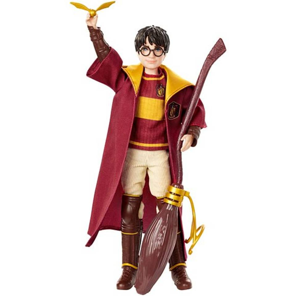 Harry Potter Zwerkbal pop - 26 cm