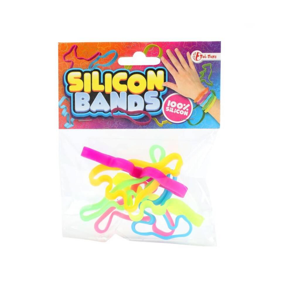 Siliconen bandjes