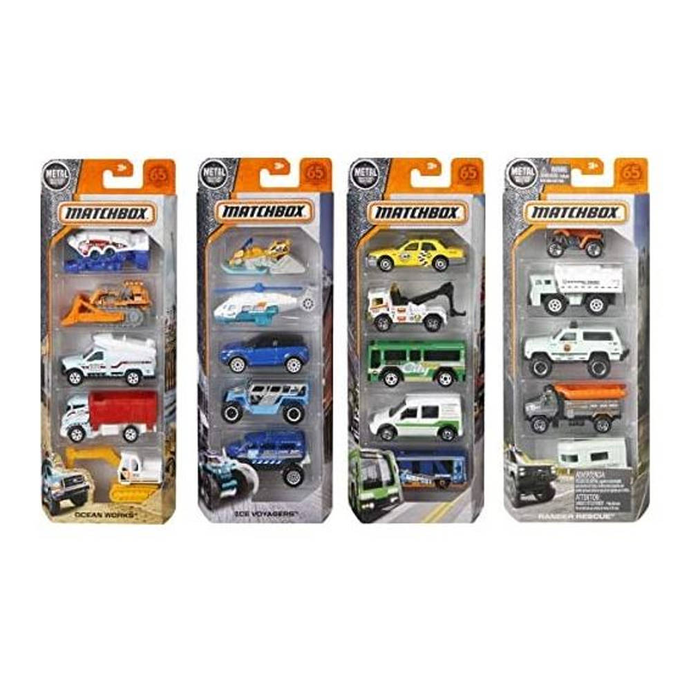 Matchbox die-cast set