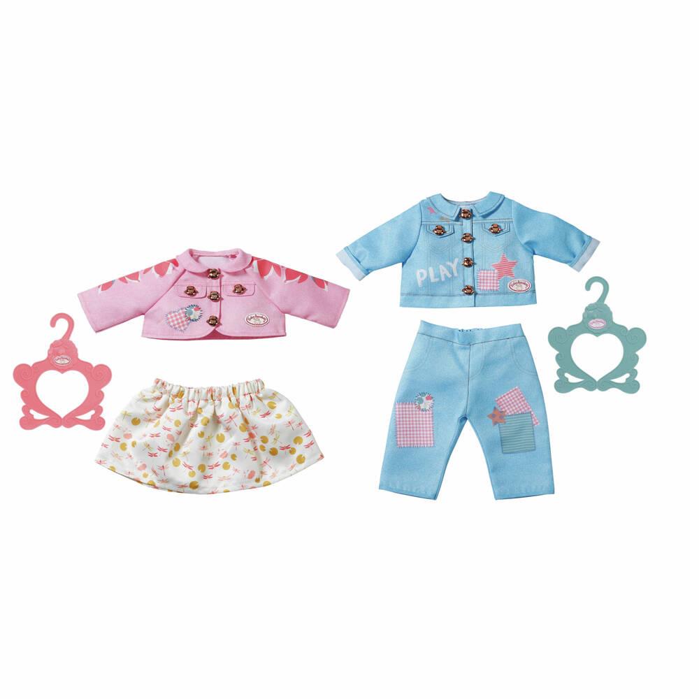 Baby Annabell outfit jongen en meisje - 43 cm
