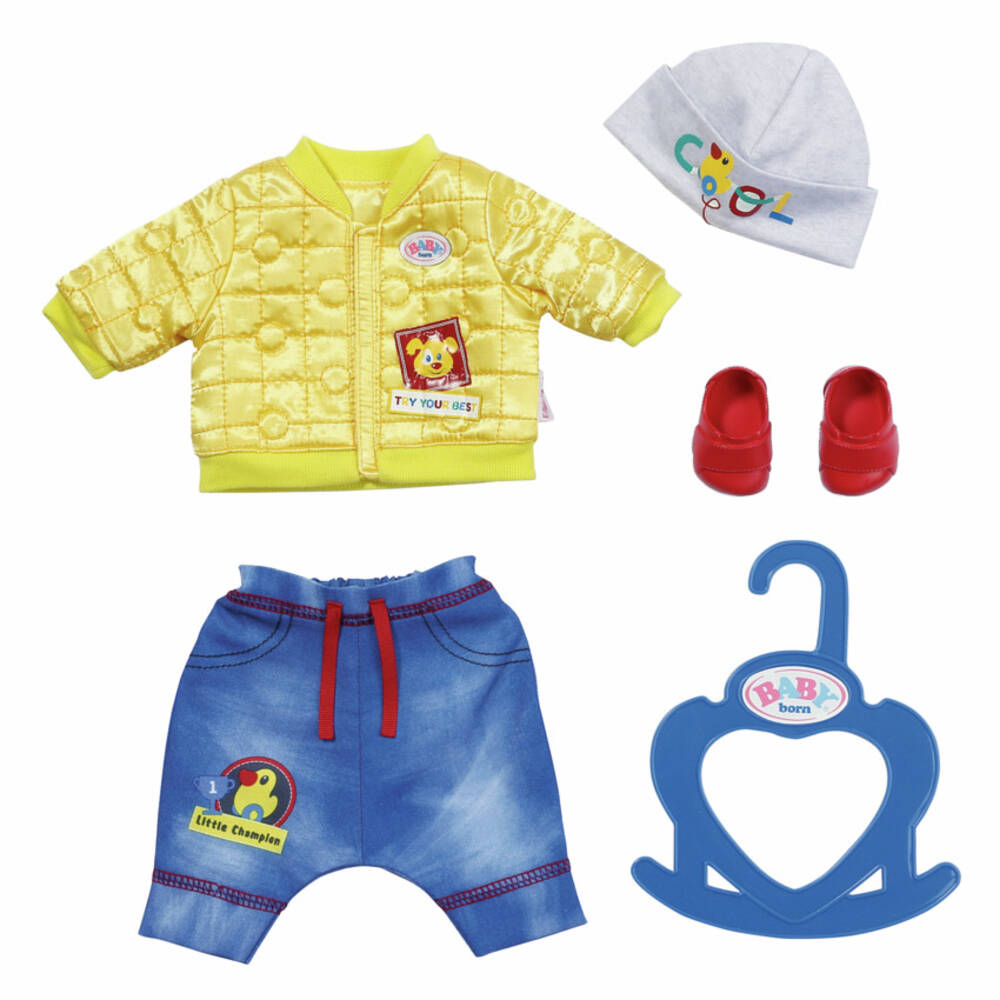 BABY born Little Cool kids outfit - 36 cm
