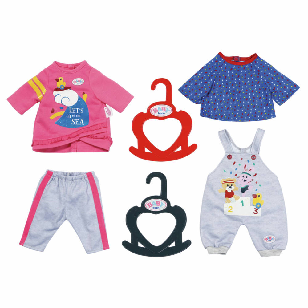BABY born Little Casual outfit - 36 cm