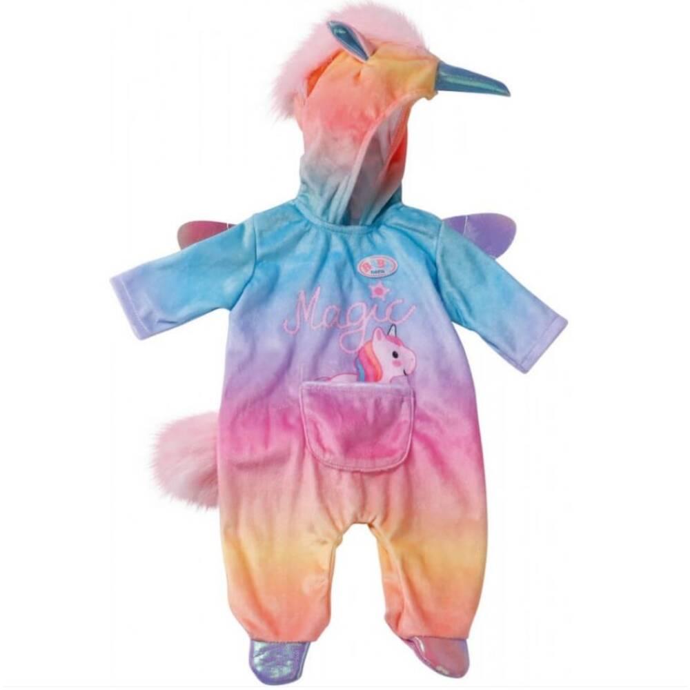 BABY born eenhoorn onesie - 43 cm