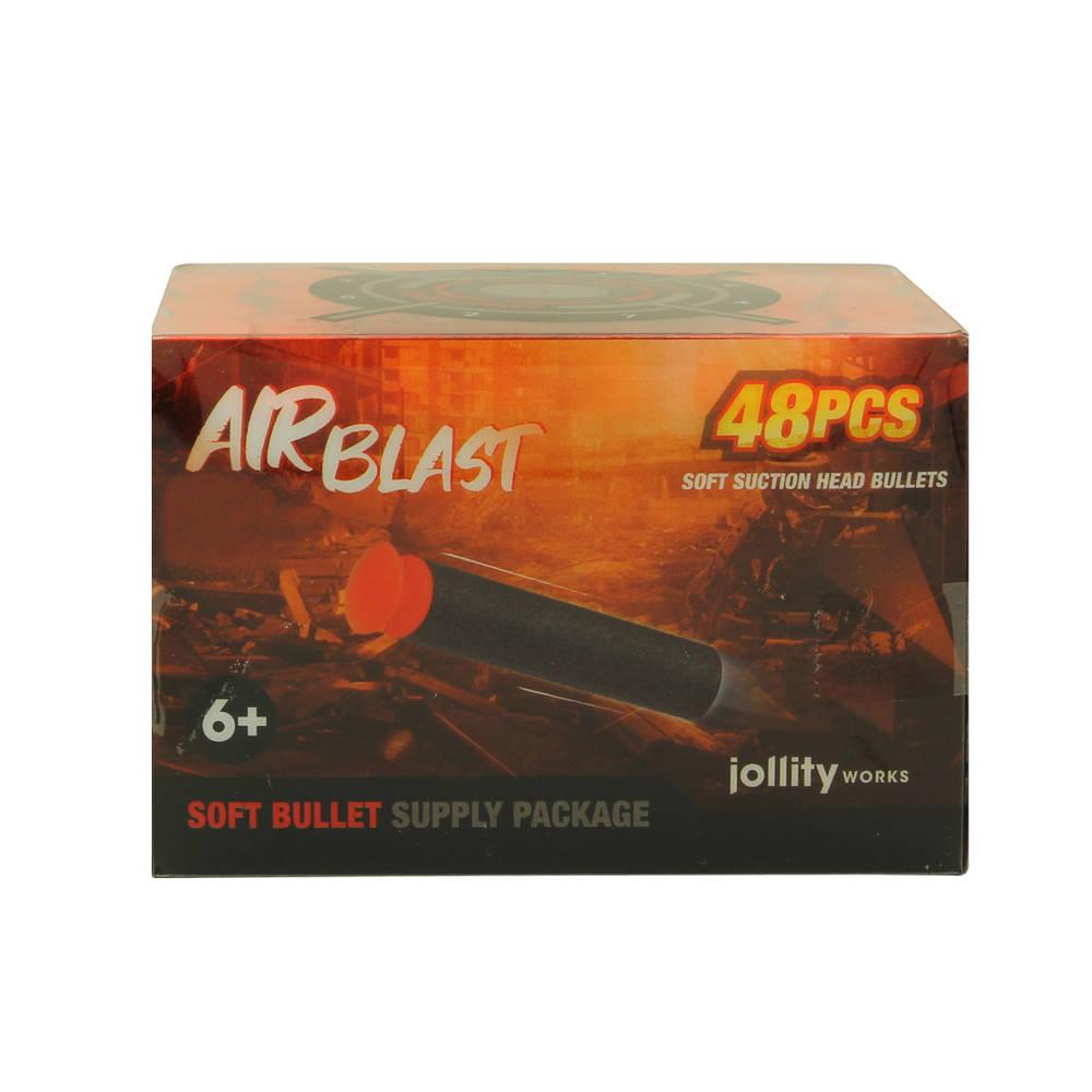 Airblast foamkogels set 48-delig