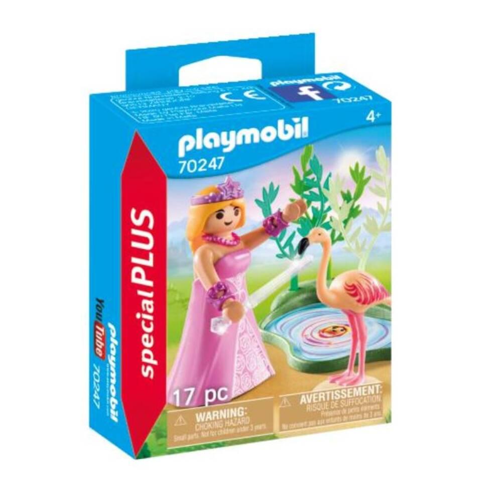 PLAYMOBIL Special Plus prinses aan de vijver 70247