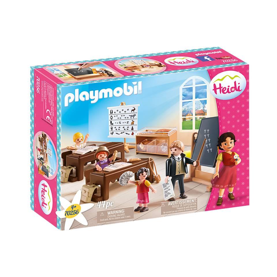 PLAYMOBIL Heidi op school 70256